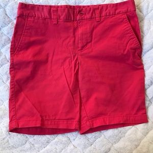 Bermuda style gap shorts